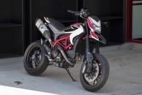Termignoni Titanium Slip-On: Ducati Hypermotard