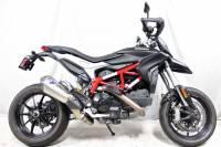 Termignoni Titanium Slip-On: Ducati Hyperstrada