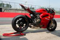 OZ Motorbike - OZ Motorbike Cattiva Forged Magnesium Rear Wheel: Ducati MTS1200, SF1098/S, SF, 1098-1198, 1199-1299-V4, Monster 1200, SS 939 - Image 9
