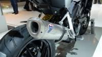 TermignoniRacing FULL Titanium EXHAUST SYSTEM: Ducati Multistrada 2010-2014
