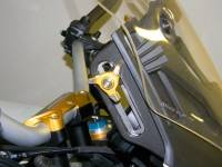 Ducabike Ducati Billet Windscreen Adjustable Knob Set: Multistrada 1200 [10-12]
