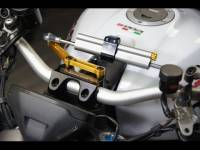 Ducabike/Öhlins Steering Damper Complete Kit: Monster 1200/821