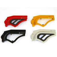 Clutch - Covers - Ducabike - Ducabike Billet Front Sprocket Cover: Hypermotard/Hyperstrada 821/939