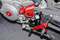 Ducabike Billet Front Sprocket Cover: All Models Except Panigale Series. Fits Hypermotard/Hyperstrada 821/939, Scrambler, Monster 821 With Mechanical Actuator Or Hydraulic Clutch Conversion!!