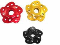 Ducabike - Ducabike Billet Sprocket Hub Cover: [5 Hole Solid Color]