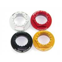 Drive Train - Sprocket Hub Covers - Ducabike - Ducabike Ducati Billet Axle Nut: Small Axle [Wheel Side]