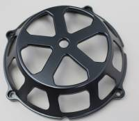 MW Billet Clutch Cover: 10 Spoke