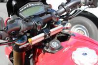 Ducabike - Ducabike/OhlinsSteering Damper Kit: Ducati Hyperstrada/Hypermotard 821-939 - Image 7