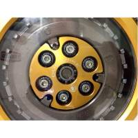 Ducabike Billet Wet Clutch Hub Spring Retainer Caps: Hypermotard 796 / M620-695,696,796 / S2R800 / MTS 620 / Scrambler