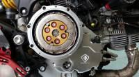 Ducabike - Ducabike Billet Wet Clutch Pressure Plate Hub: Hypermotard 796 / M620-695,696,796,[797 '17' only] / S2R800 / MTS 620 / Scrambler - Image 4