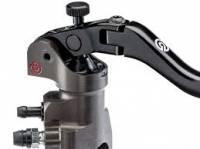 BREMBO GP Racing Billet Brake Master Cylinder Half Short Lever:19X18[Folding Lever]