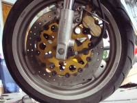 Brembo Exact Replica Full Floating Iron Rotors By Discacciati: [Pair]