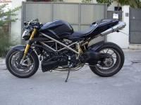 Motowheels - MW Clubman Handlebar: satin black - Image 2