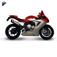 Termignoni - TermignoniTitanium Racing Slip-On EXHAUST: MV Agusta F3 675/800