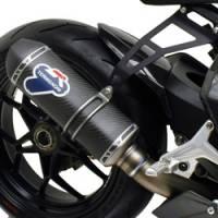Termignoni - TermignoniCF/Titanium Racing Slip-On EXHAUST: MV Agusta F3 675 - Image 3