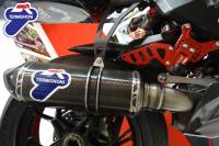 Termignoni - TermignoniCF/Titanium Racing Slip-On EXHAUST: MV Agusta F3 675 - Image 2