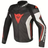 Men's Apparel - Men's Leather Jackets - DAINESE - DAINESE Assen Perforated Jacket