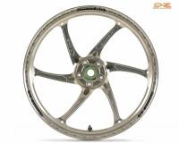 OZ Motorbike GASS RS-A Forged Aluminum Rear Wheel: Ducati S2R-S4R, M796-M1100, HM, MTS1000/1100, MH900E, SF848, 748-998, & 848