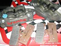 Brembo - BREMBO Billet Hard Anodized Radial CNC 2 Piece Calipers: 108mm [PAIR] - Image 4