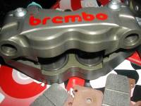 Brembo - BREMBO Billet Hard Anodized Radial CNC 2 Piece Calipers: 108mm [PAIR] - Image 5