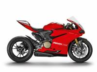 DUCATI CORSE 1199R/ Panigale R- Side Panel Sticker: Fits all Panigale Series