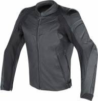 Men's Apparel - Men's Leather Jackets - DAINESE - DAINESE Fighter Perforated Jacket