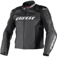 Men's Apparel - Men's Leather Jackets - DAINESE - DAINESE Racing D1 Perforated Jacket Short/Tall