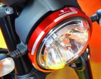 Ducabike - Ducabike Billet Headlight Ring: Ducati Scrambler 800-1100, Sixty2 - Image 4