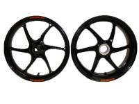 OZ Wheels - OZ Cattiva Wheels - OZ Motorbike - OZ Motorbike Cattiva Forged Magnesium Wheel Set: Ducati Panigale 1199/1299/V4 [In Stock]
