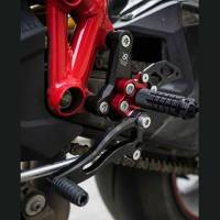 Bonamici Adjustable Billet Rearsets: Ducati Street Fighter 848/1098