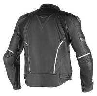 DAINESE Closeout  - DAINESE Racing D1 Perforated Jacket Short/Tall [Closeout _ No Returns or Exchanges] - Image 2