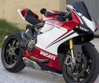 BST 7 Spoke Wheels: Ducati 1199/1299 Panigale
