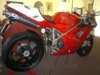 BST 7 SPOKE WHEELS: DUCATI: Ducati 748-998, S2R-S4R, MTS1000-1100, MHE