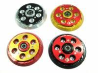 Ducabike - Ducabike Vented Clutch Pressure Plate: Dry Clutch Ducati [No Slipper]