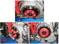 Ducabike - Ducabike Vented Clutch Pressure Plate: Dry Clutch Ducati [No Slipper] - Image 7