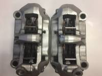 USED Set Of Brembo 4 Pad Brake Calipers