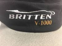 Britten V-1000 Hat: Original and Rare [Very few left]