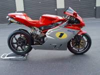 "BST Wheels - BST 7 SPOKE WHEEL SET: MV Agusta F4/ Brutale 99-08 [35mm Axle Front]- [6.0"" Rear] - Image 5"