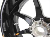 "BST Wheels - BST 7 Spoke Wheel Set: MV Agusta F3/Brutale 675-800/ Stradale, Rivale, Dragster/ RC [6.0"" Rear] - Image 3"