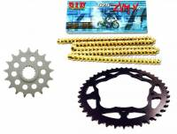 Drive Train - Rear Sprockets - SUPERLITE - SUPERLITE Longevity Sprocket Kit: KTM 1290R /GT [525 Chain]