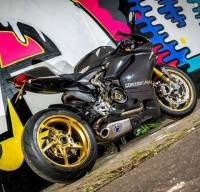 OZ Motorbike - OZ Motorbike Piega Forged Aluminum Wheel Set: Ducati Panigale 1199-1299-V4, SF V4 - Image 6