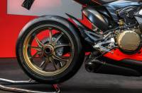 Ducati - Marchesini Superleggera M9RS Forged Magnesium wheels In Gold Color: Ducati Panigale:1199/1299/V4 [Only One set available] - Image 4