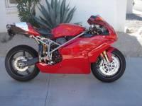 """BST Wheels - BST Diamond TEK Carbon Fiber 5 Spoke Wheel Set: Ducati 749-999 [5.75"""" Rear] - Image 7"""