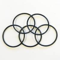 Corse Dynamics - Corse Dynamics Billet Aluminum Oil Drain Plate Cover: Spare O-Ring 5-pack