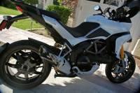 BST 7 Spoke Front Wheel: Ducati Monster 1200R