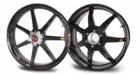 BST Wheels - 7 Spoke Wheels - BST Wheels - BST 7 Spoke Wheels: Ducati Monster 1200R
