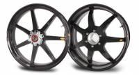 BST Wheels - 7 Spoke Wheels - BST Wheels - BST 7 Spoke Wheels: Ducati Monster 1200R