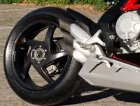 """BST Wheels - BST 5 Spoke Rear Wheel [6.0""""]: MV Agusta F4, F3 675/800, Brutale 675/800, Stradale, Turismo Veloce, Rivale - Image 2"""