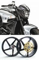"""BST 5 SPOKE WHEELS: Suzuki B King  [6.0"""" Rear]"""