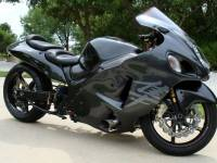 "BST 5 SPOKE WHEELS: Suzuki Hayabusa  99-07  [6.0"" Rear]"